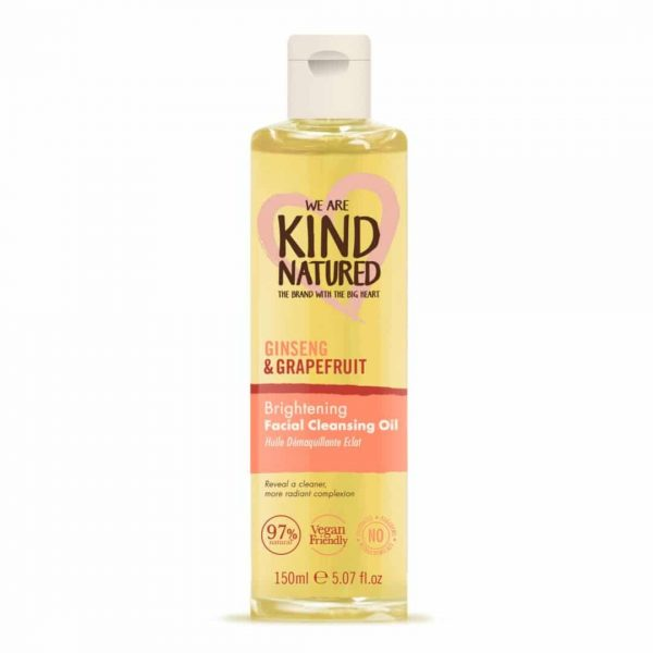 Brightening Ginseng and Grapefruit Facial Cleansing Oil